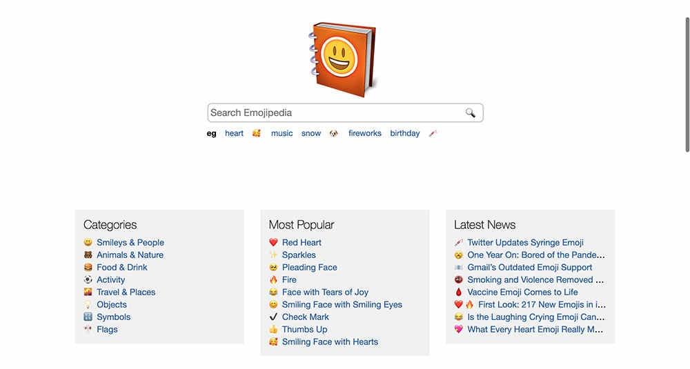 免費的FB表情符號懶人包- emojipedia
