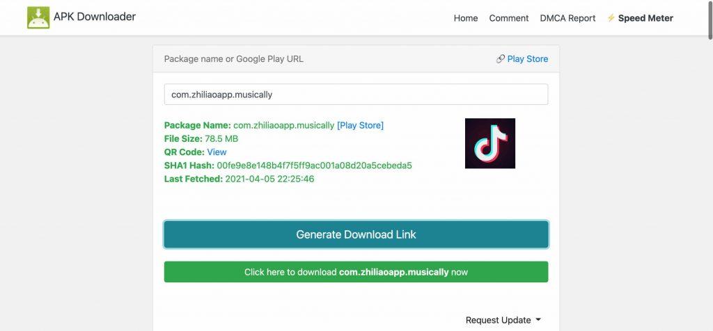 5個免費實用的Google Play APK Downloader - evozi