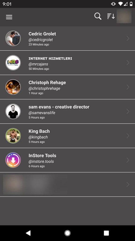 Instagram Story Downloader - Story Saver for Instagram應用主頁