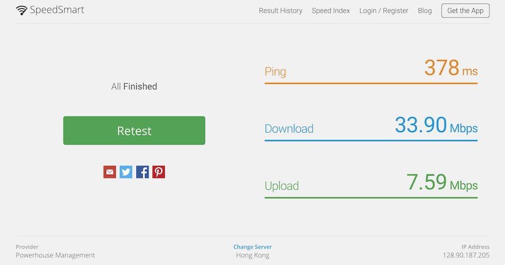 9個免費在線網路測速工具推薦 - speedsmart
