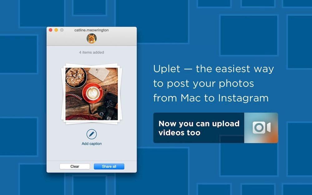 IG 電腦版下載 Mac - Uplet