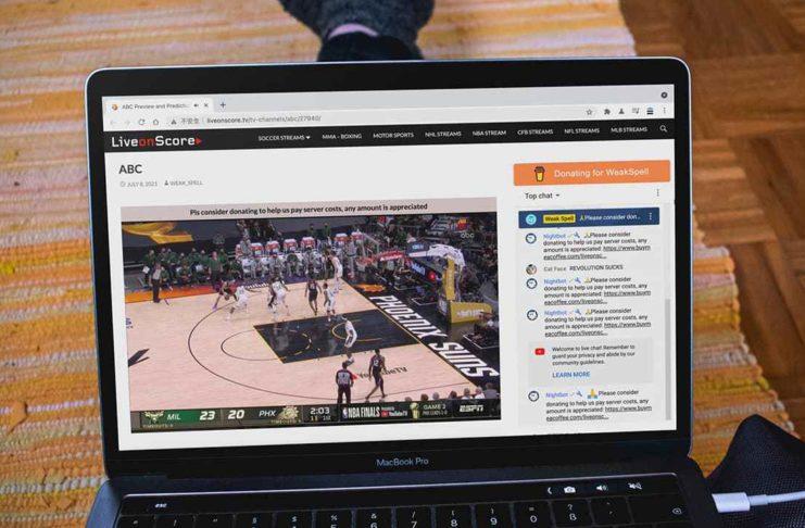 7個免費NBA直播線上看網站推薦!