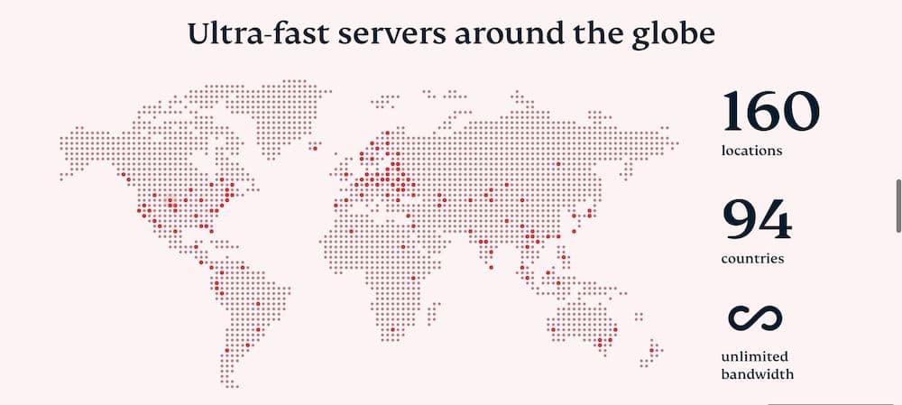 ExpressVPN 評價,全球最快速的翻牆 VPN - 全球伺服器