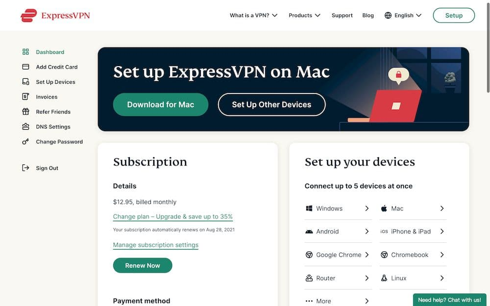 ExpressVPN 評價,全球最快速的翻牆 VPN - ExpressVPN 下載與安裝