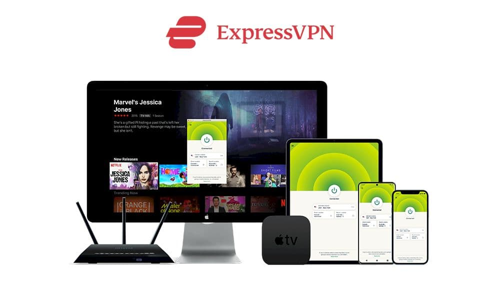 ExpressVPN 評價,全球最快速的翻牆 VPN - ExpressVPN 解鎖 Netflix