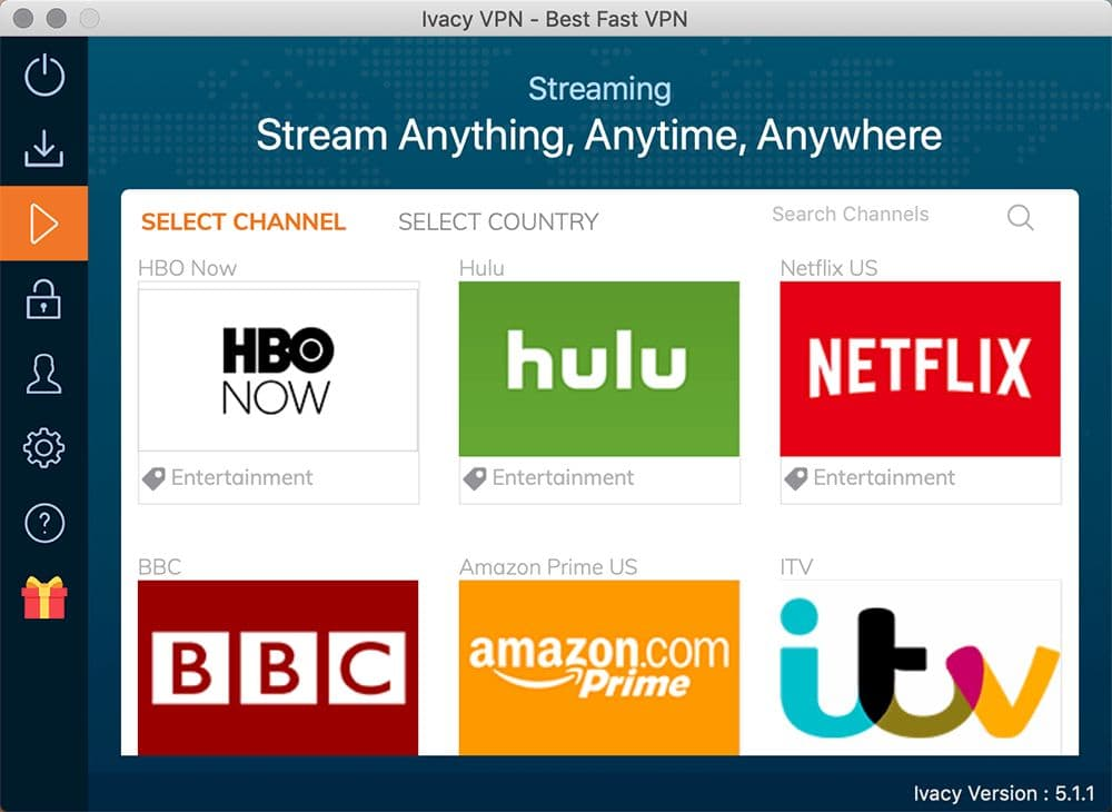 Ivacy VPN 評價 - 解鎖 Netflix 流媒體