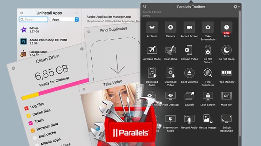 6 款專業的 YouTube MP3 下載器 - Parallels Toolbox